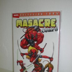 Deadpool - MASACRE CORPS: REUNION - PANINI - 100% MARVEL