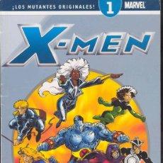 Cómics: X-MEN Nº 1 ¡LOS MUTANTES ORIGINALES! 2006. Lote 27446490