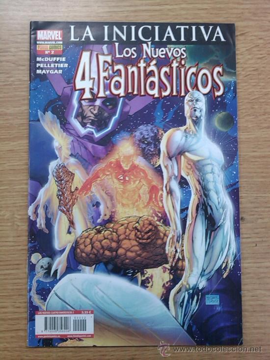 4 FANTASTICOS VOL 7 #2 (NUEVOS 4 FANTASTICOS) (Tebeos y Comics - Panini - Marvel Comic)