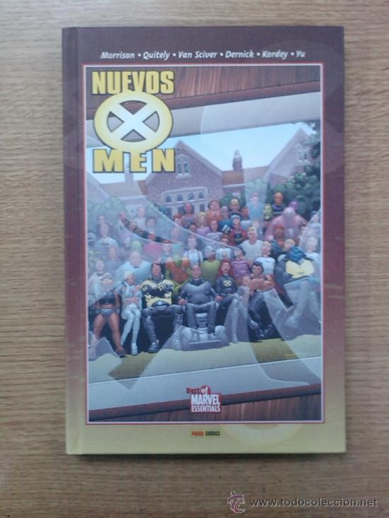 NUEVOS X-MEN #2 (BEST OF MARVEL) (Tebeos y Comics - Panini - Marvel Comic)