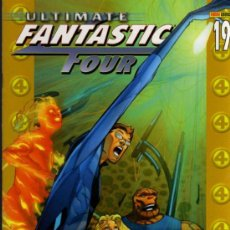 Cómics: ULTIMATE FANTASTIC FOUR - Nº 19 - MARVEL / PANINI COMICS. Lote 27875178