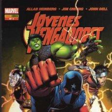 Cómics: JOVENES VENGADORES - Nº 1 - MARVEL / PANINI COMICS. Lote 27875205