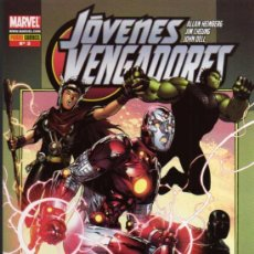 Cómics: JOVENES VENGADORES - Nº 3 - MARVEL / PANINI COMICS. Lote 27875209