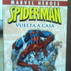 Cómics: SPIDERMAN (VUELTA A CASA)-MARVEL HEROES-. Lote 27880435