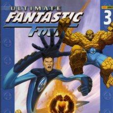 Cómics: ULTIMATE FANTASTIC FOUR - Nº 3 - MARVEL / PANINI COMICS. Lote 28063460