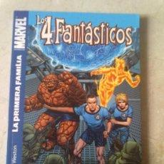 Cómics: LOS 4 FANTASTICOS -LA PRIMERA FAMILIA-. Lote 28163279