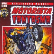 Cómics: BIBLIOTECA MARVEL: MOTORISTA FANTASMA VOL.1 Nº 2 - PANINI. Lote 28500697