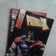 Cómics: PATRULLA X -LOTE NºS 19 Y 23 MINISERIE IMPERIO SHI'AR-. Lote 28930574
