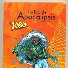 Cómics: X - MEN - ERA APOCALIPSIS - PLANETA - TAPA DURA LIBRO TOMO 02 2 - MBE. Lote 29482700