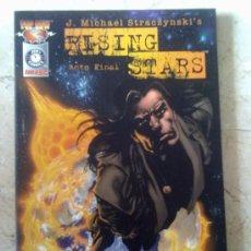 Cómics: RISING STARS -ACTO FINAL-. Lote 29575538
