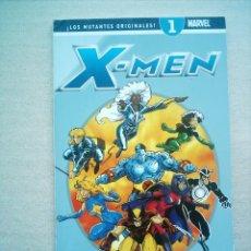 Cómics: X-MEN 1 LOS MUTANTES ORIGINALES MARVEL / PANINI 2006. Lote 29723956
