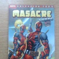 MASACRE CORPS #2 MASACREPOCALIPSIS NOW (100% MARVEL)