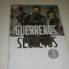 Comics : GUERREROS SECRETOS 20 (GRAPA) - PANINI. Lote 183978187