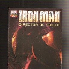 Cómics: IRON MAN DIRECTOR SHIELD. Lote 30159173