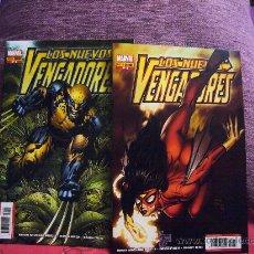 Cómics: VENGADORES VOL.3 LOS NUEVOS VENGADORES Nº 4 Y 5. Lote 39873378