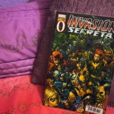 Cómics: INVASIÓN SECRETA Nº 0. Lote 39873512