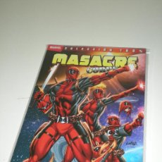 Cómics: DEADPOOL - MASACRE CORPS 02: LOS ASOMBROSOS MASACRE CORPS - PANINI - 100% MARVEL. Lote 30559487
