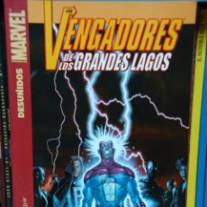 Cómics: LOS VENGADORES DE LOS GRANDES LAGOS DESUNIDOS, DE DAN SLOTT, FABIAN NICIEZA Y PAUL PELLETIE. Lote 30883843