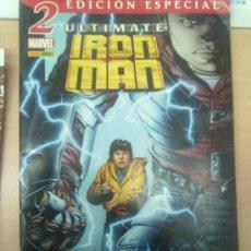 Cómics: ULTIMATE IRON MAN -EDICIÓN ESPECIAL- Nº 2. Lote 30924434