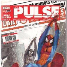 Cómics: THE PULSE Nº 1. Lote 31081192