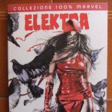 Cómics: COLECCION 100% MARVEL ELEKTRA EN ITALIANO. Lote 31130197