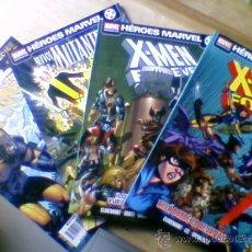 Cómics: LOTE MARVEL COMIC PANINI X-MEN FOREVER 1 Y 2 + NUEVOS MUTANTES 1 + REGALO MBE *C16. Lote 31283479
