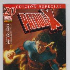 Cómics: PATRULLA X Nº 20 PANINI COMICS. Lote 31327841
