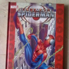 Cómics: ULTIMATE SPIDERMAN -CURVA DE APRENDIZAJE- (TAPA DURA). Lote 31391615