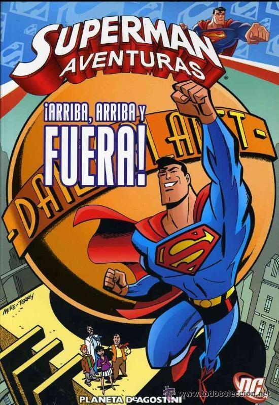 LAS AVENTURAS DE SUPERMAN DEL 1 AL 4 (Tebeos y Comics - Panini - Marvel Comic)