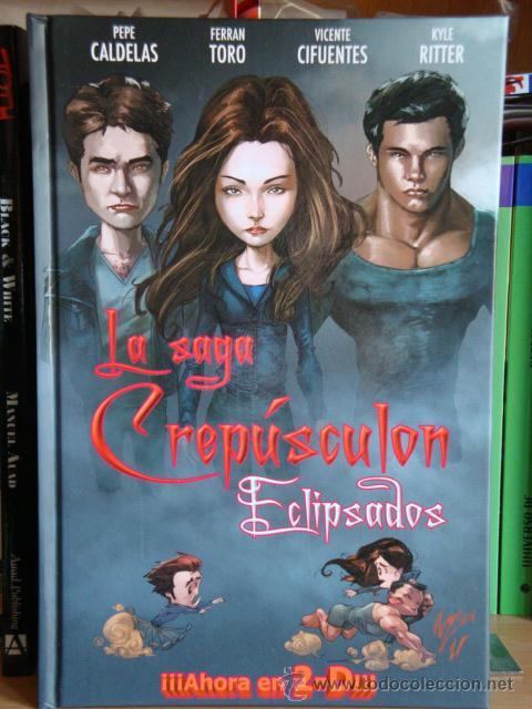 CREPÚSCULON 3, DE PEPE CALDELAS FERRAN, VICENTE CIFUENTES Y ULISES ARREOLA (Tebeos y Comics - Panini - Otros)