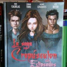 Cómics: CREPÚSCULON 3, DE PEPE CALDELAS FERRAN, VICENTE CIFUENTES Y ULISES ARREOLA . Lote 31704786