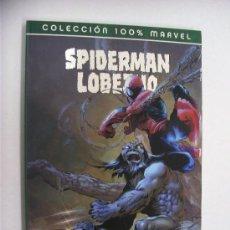 Cómics: SPIDERMAN / LOBEZNO : LA MATERIA DE LAS LEYENDAS ¡ ONE SHOT 96 PAGINAS ! MARVEL - PANINI. Lote 31705793