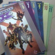 Cómics: ULTIMATE X-MEN (LOTE NºS 6, 7, 8, 9, 10, 11, 13, 15 Y 21) -MIRAR FOTOS- POSIBILIDAD NºS SUELTOS. Lote 31772383