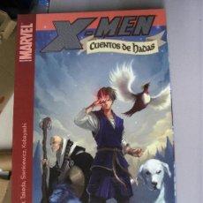 Cómics: X-MEN : CUENTOS DE HADAS ¡ ONE SHOT 96 PAGINAS ! MARVEL - PANINI . Lote 31851620