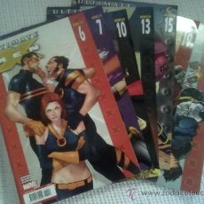 Cómics: ULTIMATE X MEN -LOTE NºS 6, 7, 10, 13, 15, 19 Y 30- (MIRAR FOTOS). Lote 31897903