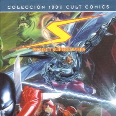 Cómics: COMPLETA - PROJECT SUPERPOWERS TOMOS 1 & 2 (PANINI,2008) - ALEX ROSS. Lote 32032051