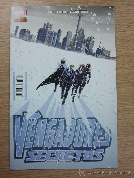 VENGADORES SECRETOS #17 (Tebeos y Comics - Panini - Marvel Comic)