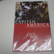 Comics : CAPITAN AMERICA-CIVIL WAR-NUMERO 23-MARVEL-PANINI-1222 1.. Lote 32539301