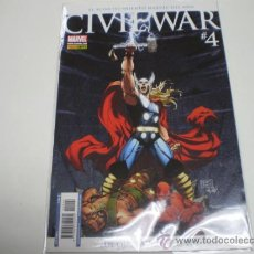 Comics : CIVIL WAR-NUMERO 4 -MARVEL -PANINI-1221 13.. Lote 32548181