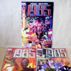Cómics: MARVEL 1985 – ED PANINI AÑO 2008 – COMPLETA 3 EJEMPLARES - COMO NUEVOS. Lote 32643605