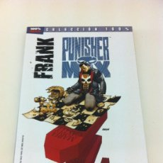 PUNISHER MAX 3. FRANK (Colección 100 % Marvel) - PANINI