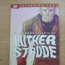 Cómics: EL EXTRAÑO TALENTO DE LUTHER STRODE (100% CULT COMICS). Lote 32983629