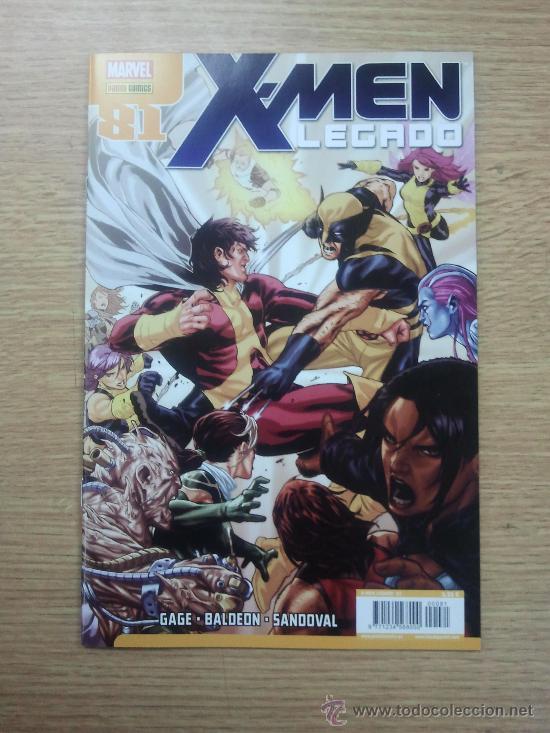 X-MEN VOL 3 #81 EDICION ESPECIAL (Tebeos y Comics - Panini - Marvel Comic)