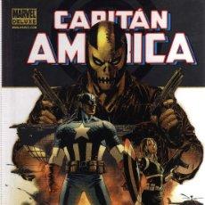 Cómics: CAPITÁN AMÉRICA 3 (AMENAZA ROJA, MARVEL DELUXE) ED BRUBAKER - STEVE EPTING. Lote 33337582