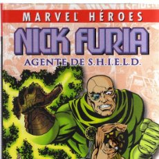 Cómics: MARVEL HÉROES NICK FURIA (AGENTE DE SHIELD). Lote 33351247
