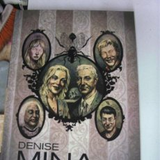 Cómics: HERENCIA MALSANA - DENISE MINA - ANTONIO FUSSO / PANINI NOIR. Lote 33992708