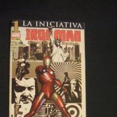 Cómics: MARVEL - IRON MAN - Nº 1 - PANINI COMICS - . Lote 34079446