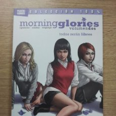Cómics: MORNING GLORIES #2 TODOS SERAN LIBRES (100% CULT COMICS). Lote 34138735