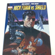 Cómics: NICK FURIA VS SHIELD (MARVEL GOLD) - PANINI. Lote 34810673