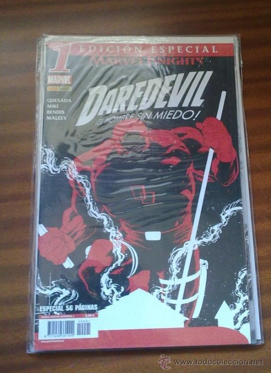 DAREDEVIL #1 EDICION ESPECIAL 56 PÁGINAS (Tebeos y Comics - Panini - Marvel Comic)